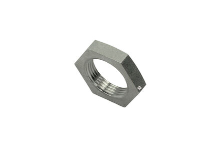 Stainless Lock nuts for bulkhead couplings M45x2 photo du produit
