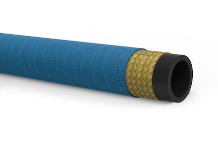 EQUATOR/1 (BLUE) Mylar marking - Hydraulic Hose 1 Wire Braid 1SN - Manuli Hydraulics product photo