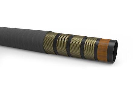 SHIELDMASTER/4000 - Wąż Hydrauliczny 2 Oploty Plecione / 4 Oploty Spiralne - Manuli Hydraulics product photo