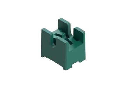 Polypropylene Green Tube Clamps Mounting Hardware Tube Support (RLP) photo du produit