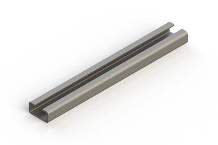 Steel Tube Clamps Mounting Hardware Rail DIN 3015-2 (TS) photo du produit