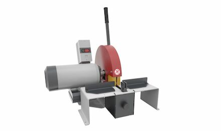 "Snijmachine voor hydrauliekslang - M22CUT+ 380-415V 3PH 2.2 kW - tot 1 1/4"" spiraals capaciteit product photo"