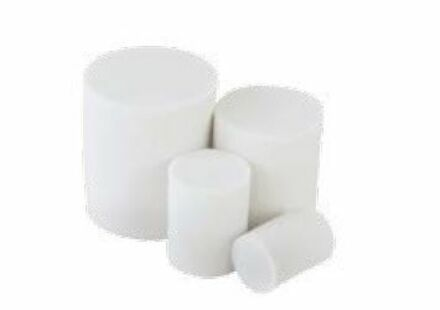 PTC systeemreiniging Standaard witte reinigingsprojectielen (cleaning pluggen) product photo