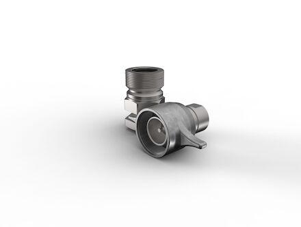 Szybkozłącze Hydrauliczne - skręcane BSP ŻEŃSKIE