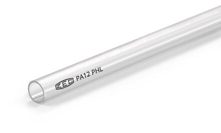 PA12 PHL Polyamide tubing photo du produit