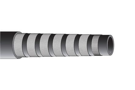 Shieldmaster/6000 - wąż hydrauliczny do górnictwa - oplot spiralny/\pleciony - Manuli Hydraulics product photo