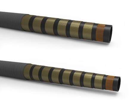 DIAMONDSPIR/35 - Wąż Hydrauliczny 4 & 6 Oplotów Spiralnych - Manuli Hydraulics product photo