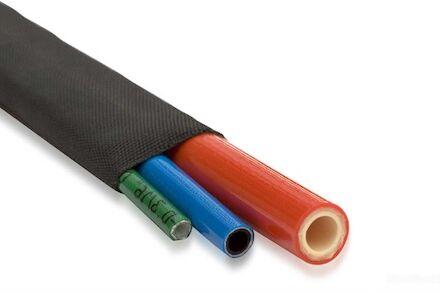 Textiel beschermhoes voor slang product photo