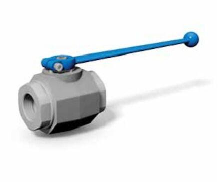 2-Way Ball valve Metric Heavy Male product photo