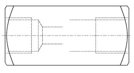 Stainless Check Valve BSP Female product photo