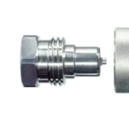 Stainless Hydraulic Quick Coupling- HIGH PRESSURE SCREW COUPLINGS - TYPE: HSK - Male product photo
