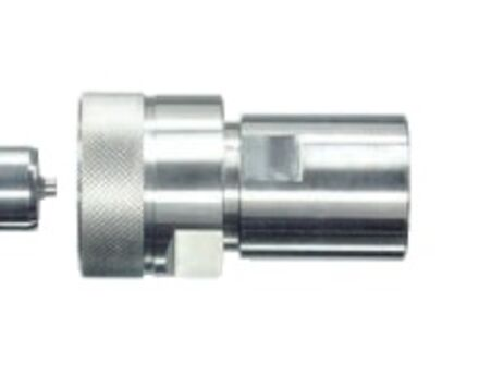 Stainless Hydraulic Quick Coupling -HIGH PRESSURE SCREW COUPLINGS - TYPE: HSK - Female photo du produit