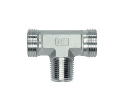 TE - COUPLINGS - Stud Branch Tees - S-Series - Thread: BSP - Taper product photo