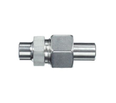 Stainless Welding Nipple Coupling - wall thickness 2.5mm photo du produit