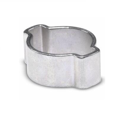 Double Ear Clamp - Type OKD Steel Zinc Plated W1 photo du produit