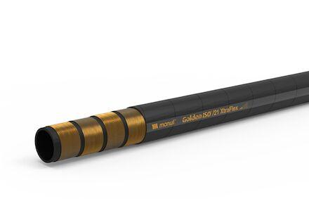 Manuli Goldeniso/21 Xtraflex Hydraulic hose Wire Spiral Extreme Flexibility product photo