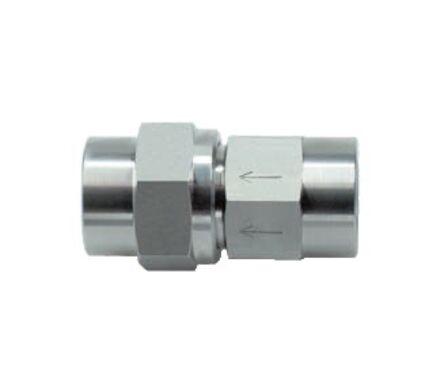 Stainless Non-Retrun Valves BSP - 0.5 Bar opening pressure photo du produit