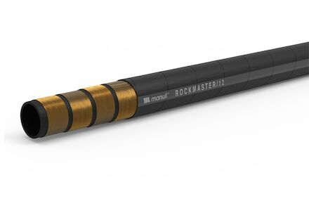 ROCKMASTER/12 - Hydraulic Hose 4 Wire Spiral - Manuli Hydraulics product photo