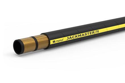 JACKMASTER - Hydraulic Hose 2 Wire Braid - Manuli Hydraulics product photo
