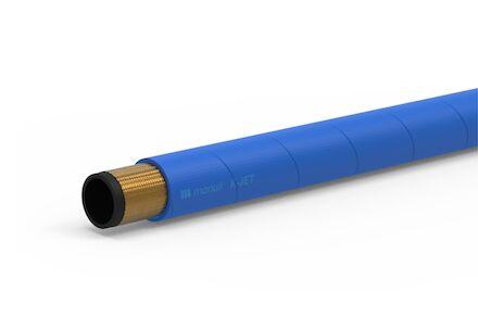K-JET BLUE - Waterreiniging slang 1 Gevlochten Staalinlage - Manuli Hydraulics product photo