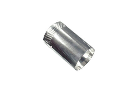 Interlock slanghuls RVS, Zware toepassingen R13 slang product photo