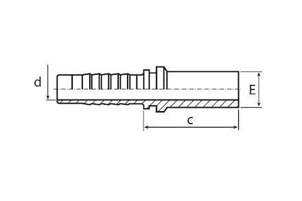 METRIC STANDPIPE INSERT product photo