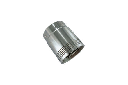 No-skive Hydraulic Hose Ferrule - For Hoses 1SN, 2SN, 2SC - Stainless product photo
