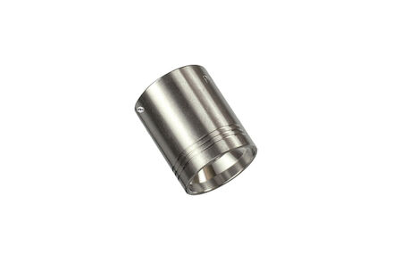 Skive Hydraulic Hose Ferrule - For Hoses 2ST, 2SN, 4SP - Stainless product photo