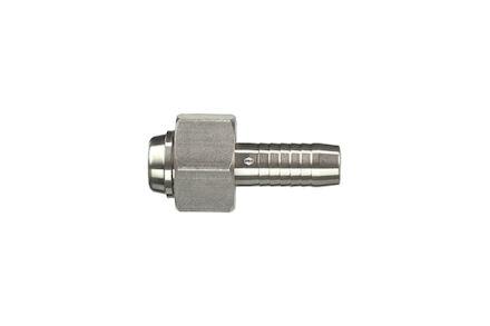 Hydraulic Hose Insert - Metric 24° Cone - Female - Light series - DKL - Stainless DKL photo du produit