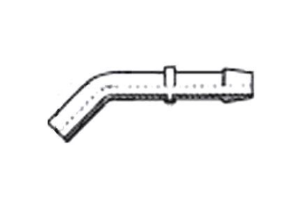 Adapteur femelle JIC - mâle métrique cylindrique écrou à jonc photo du produit