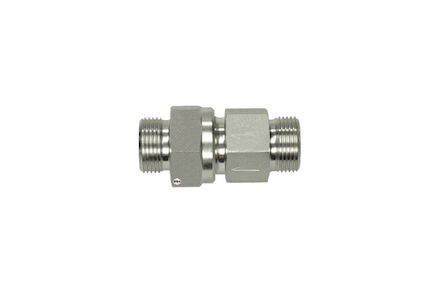 Stainless Non Return Valve - 24 degrees DIN Heavy type product photo