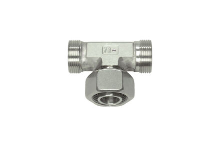 Stainless Tube Couplings 24 degrees DIN Light type product photo