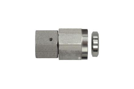 Snijringverbinding 24° RVS - DIN 3861 - manometer koppeling met DKO aansluiting- serie Licht product photo