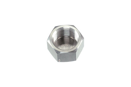Stainless hexagon cap NPT-Tread Female product photo
