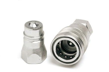 Szybkozłącze Hydrauliczne - ISO A Under Pressure - MĘSKIE - BSP product photo