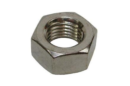 Nut M16 DIN 934 - Zinc Plated photo du produit