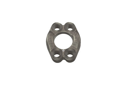 SAE Flange Clamp 3000PSI - Stainless Steel product photo