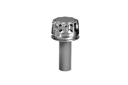 Beluchtingsfilter Metaal - Bajonet-uitvoering - 10 μm Foam / PUR filter product photo
