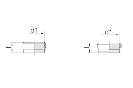 "Snijringverbinding 24° - DIN 2353 - snijring ""B3"" - serie Extra Licht product photo"