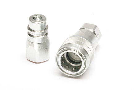 Hydraulic Quick Coupling - STANDARD BALL - FEMALE - BSP product photo