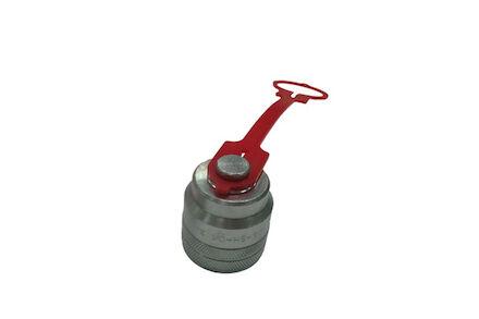 """Beschermkap voor snelkoppeling male MQS-SC (schroef voor hydraulische cylinders) - 3/8"""" product photo"""