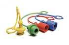 "Beschermplug voor snelkoppeling female MQS-A (ISO A) & MQS-AP (ISO A Onder druk) serie - 3/8"" product photo"