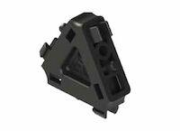 Staal Leidingbeugels-bevestigingsmateriaal Slanggeleider-verbinder product photo