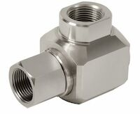 Swivel coupling Female BSP - Female BSP (nickle plated) product photo